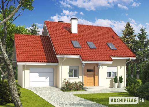 House plan - Morena G1