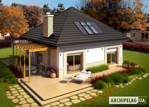Проект будинку - Ніккі (версія Б)
