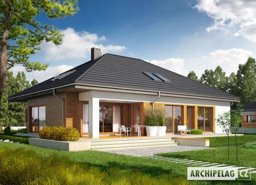Projekt rodinného domu - Marcel G2