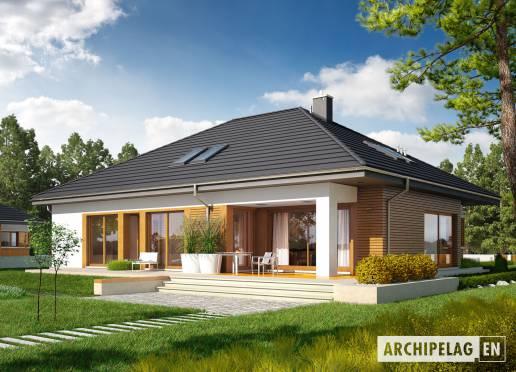 House plan - Marcel G2