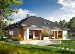 Projekt rodinného domu: Marcel G2