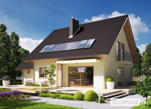 House plan - E5 G1 ECONOMIC A