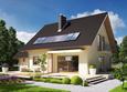 Projekt domu: E5 G1 I A++