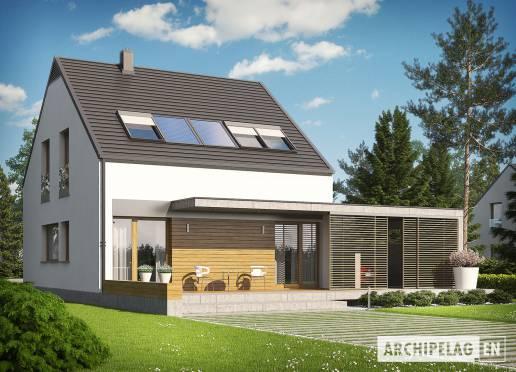 House plan - E8 ENERGO PLUS