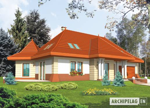 House plan - Tekilla G2