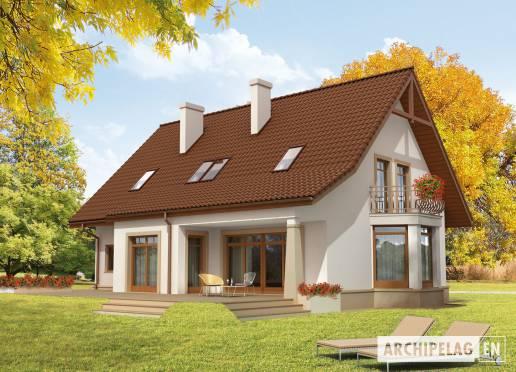 House plan - Blanka G1 Mocca