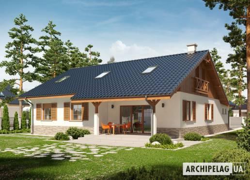 Проект будинку - Рузя (Г1, Енерго)