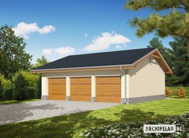 Projekt: Garaż G29