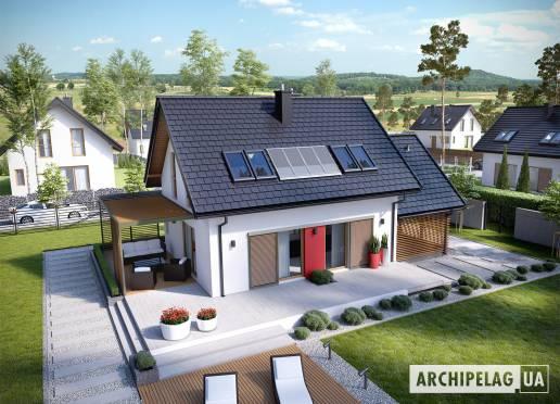 Проект будинку - Леа II (Н)