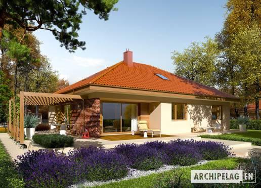 House plan - Astrid M G1