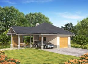 Проекты домов: Гаражи и хозяйственные постройки