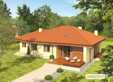 Projekt: Franczi II G1 ECONOMIC (wersja B)