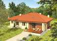 Projekt domu: Franis II G1 B