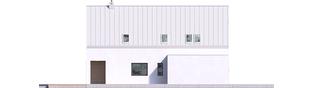 Projekt domu Riko IV G2 ENERGO PLUS - elewacja lewa