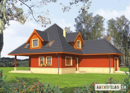 House plan - Ingrid G1