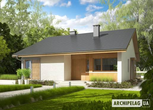 Проект будинку - Рафаель II