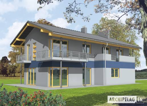 House plan - Hort
