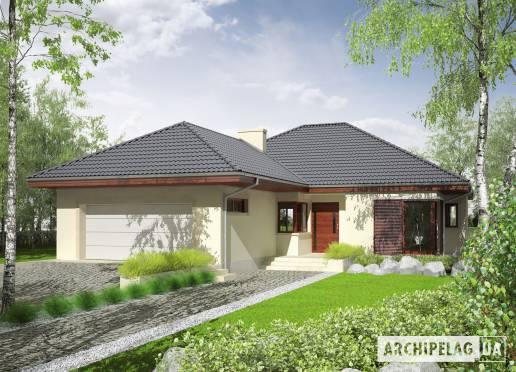 Проект будинку - Ділан (Г2)