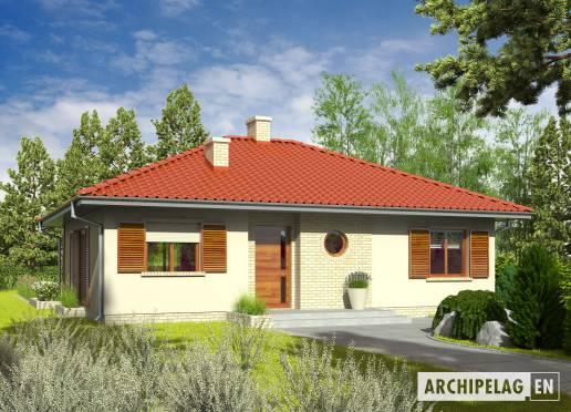 House plan - Manuela II