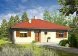 Projekt rodinného domu: Manuela II