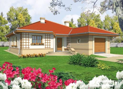 Проект будинку - Клео (Г1)