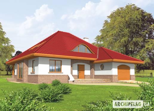 Проект будинку - Яцек (Г1)