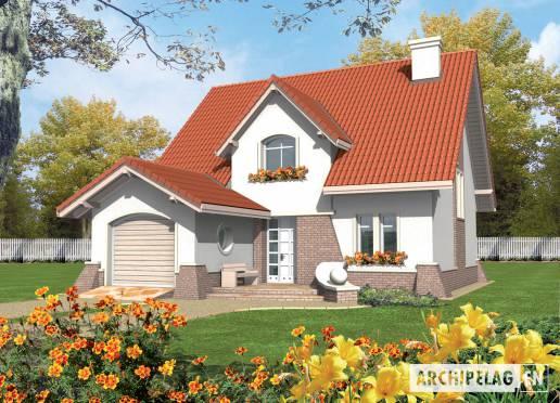 House plan - Zoe G1