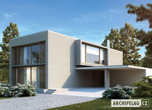 Projekt rodinného domu - Roman II