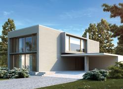 Projekt rodinného domu: Roman II