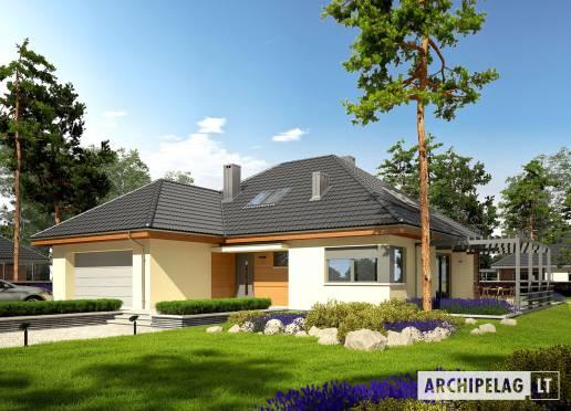 Namo projektas - Astrid III G2
