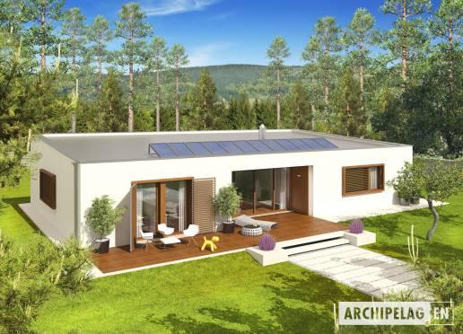 House plan - EX 8 G2 C Soft