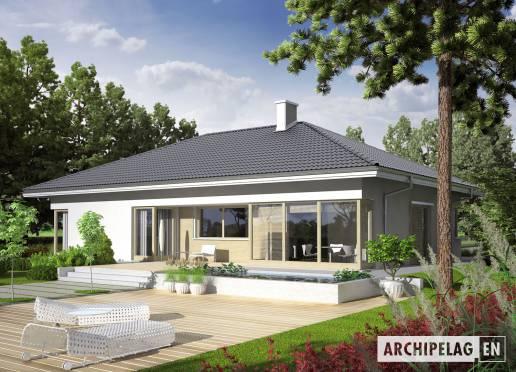 House plan - Morgan II G1
