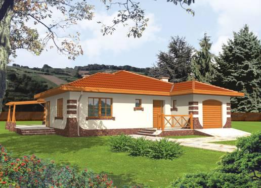 Mājas projekts - Rufina