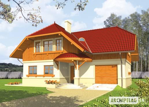 House plan - Klara G1