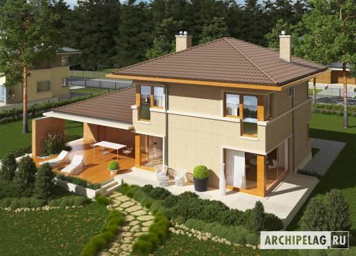 ДАРИМ СКИДКИ на проекты домов  - Родриго IV Г2