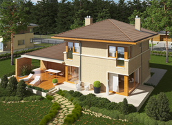 House plan: Rodrigo IV G2