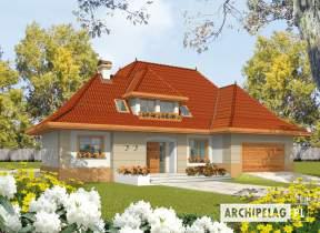 Projekt domu Marcelina G2 - animacja projektu
