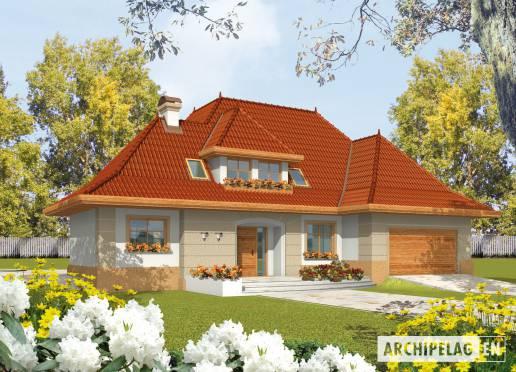 House plan - Marcelina G2