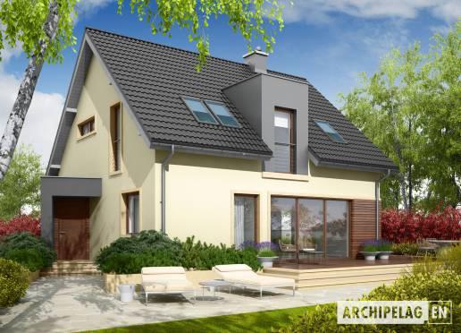 House plan - Mati