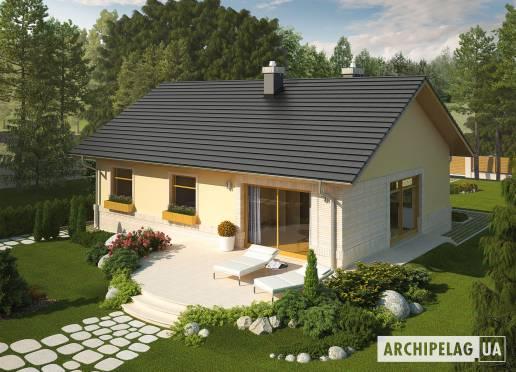 Проект будинку - Ерін IV