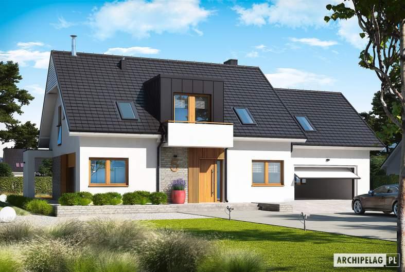 Projekt domu Katrina G2 -
