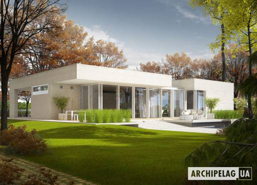 Проект будинку - Екс 6 (Н, Енерго)