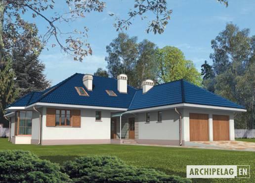 House plan - Marty II G2