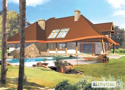 Projekt rodinného domu - Kazimíra II