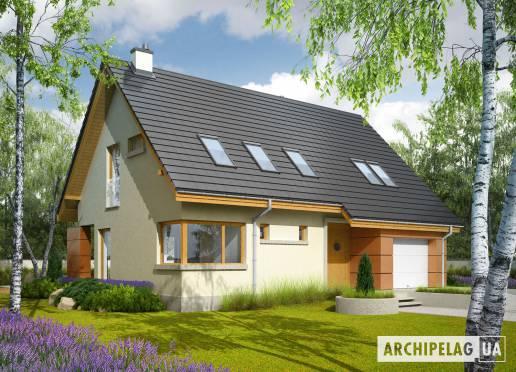 Проект будинку - Толік ІІ (Г1)