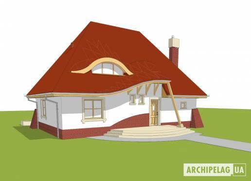 Проект будинку - Мєшко II