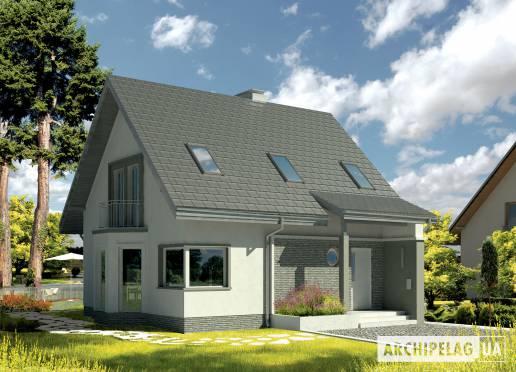 Проект будинку - Кім (версія Б)
