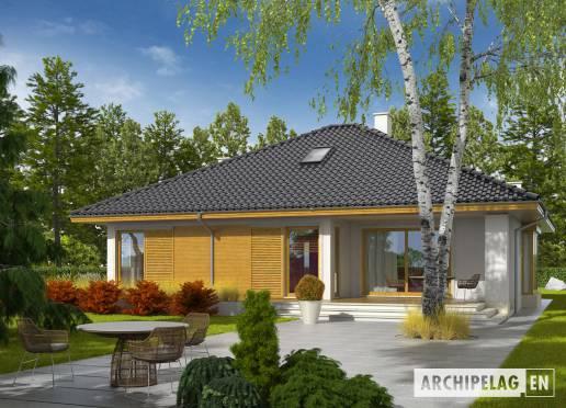 House plan - Flori III
