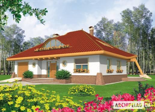 Проект будинку - Фіолка (Г1)