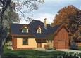 Projekt domu: Honorata G1